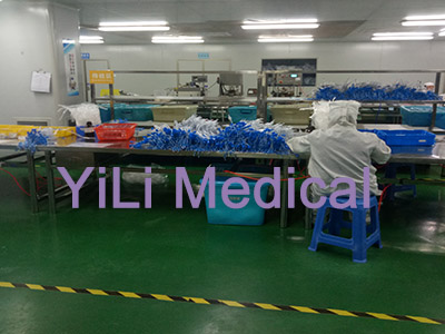 PVC suction catheter-Nanchang YiLi Medical Itrument Co , Ltd